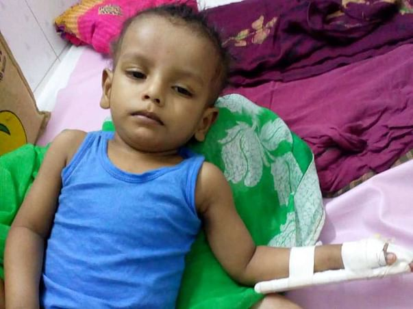 Help Navaneetha Recover From Heart Problem