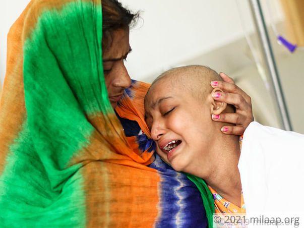 Help Arpita Fight Acute Lymphoblastic Leukaemia