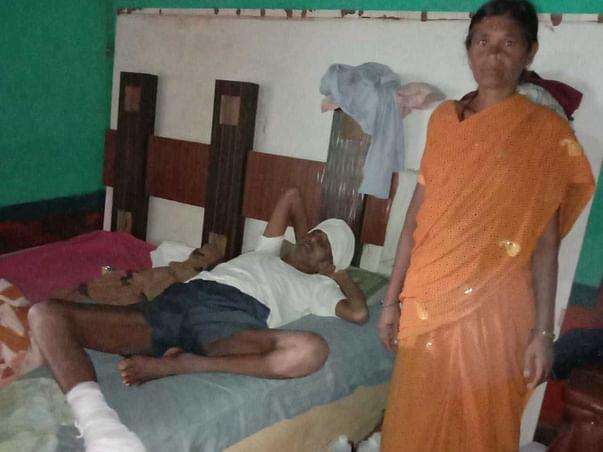 Please Help Marappa Amputation Surgery To Make Him Stay Alive