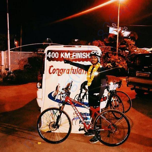 Night Ride 400km