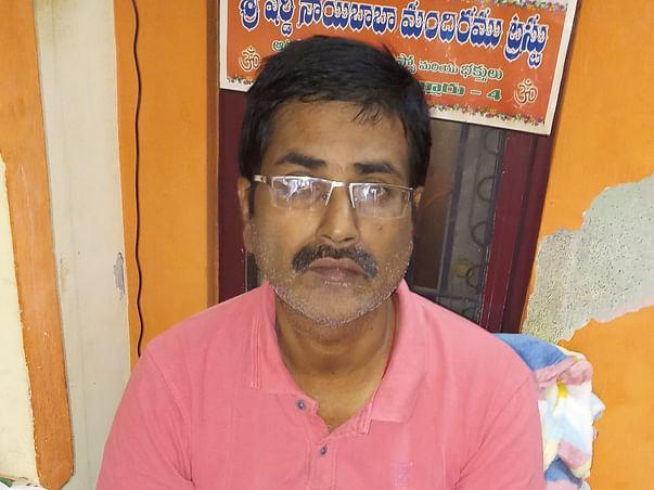 Support Pagadala Giribabu Recover From Liver Cirrhosis