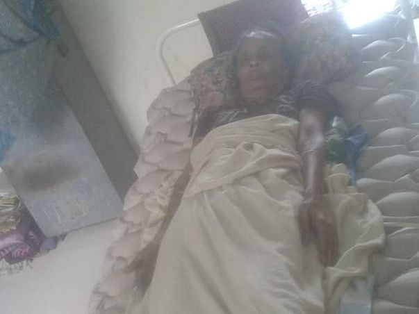 Help Usha Ben To Recover From Accident