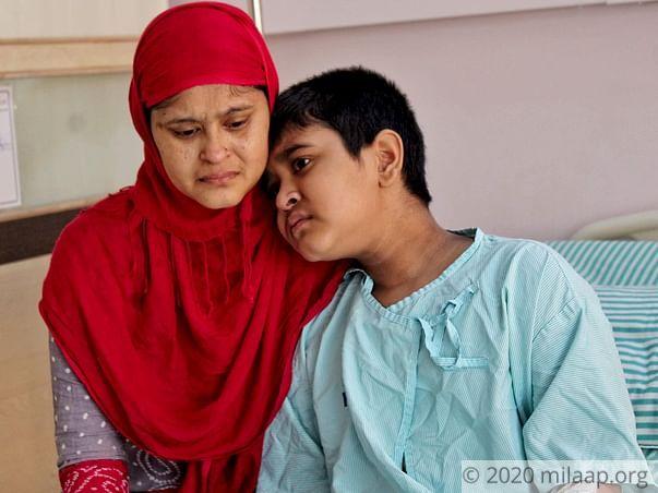 Help Sakil Rahman Fight Acute Lymphoblastic Leukemia