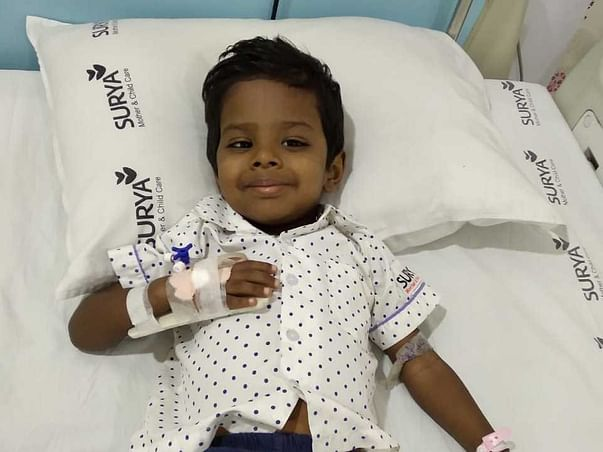4 Years Old Vipul Pagare Needs Your Help Fight Lymphoblastic Leukemia