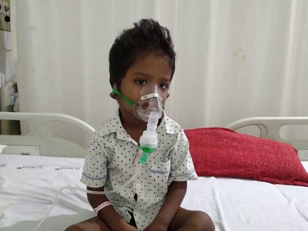 4 Years Old Vipul Pagare Needs Your Help Fight Lymphoblastic Leukemia