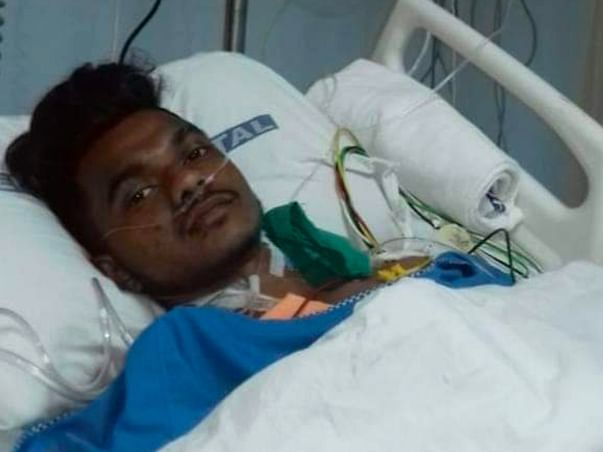 Help Sumit Recover From An Accident