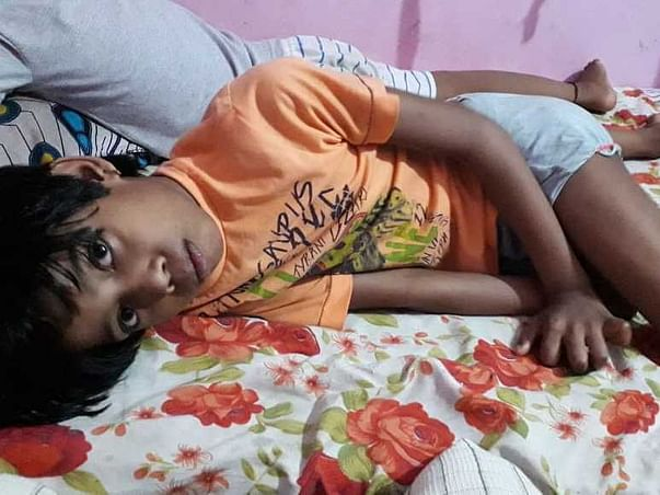 This 9 Yrs Old Needs Your Urgent Support To Recover Wilson's Disease.
