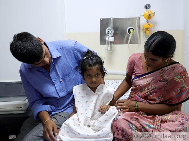 Help Bhavyasri Undergo A Cardiac Surgery