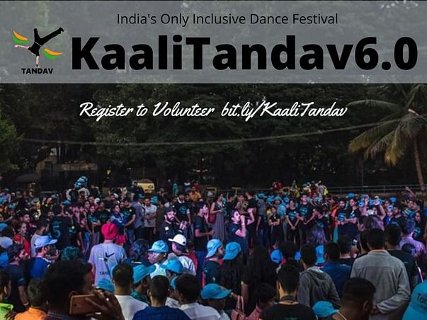 Support Inclusive Dance Festival Tandav