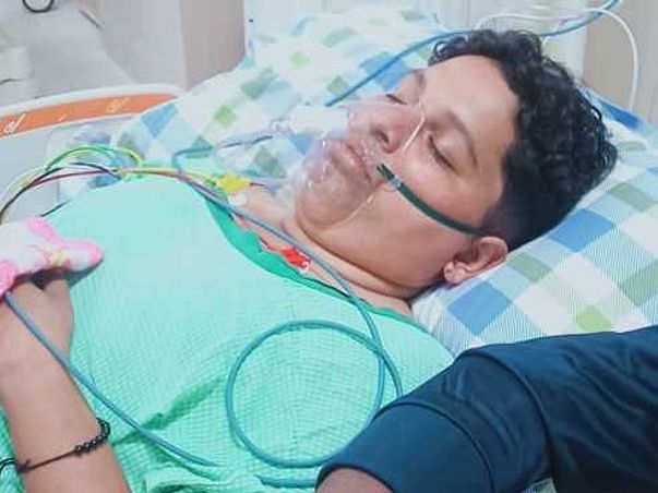 Support Mantri Sai Teja Recover From Lungs Infection