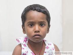 Help Ruthwik Fight Thalassemia Major