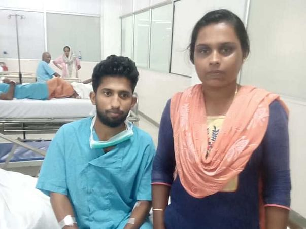 My Friend Amal P Bose Is Struggling With Acute Lymphoblastic Leukemia, Help Him