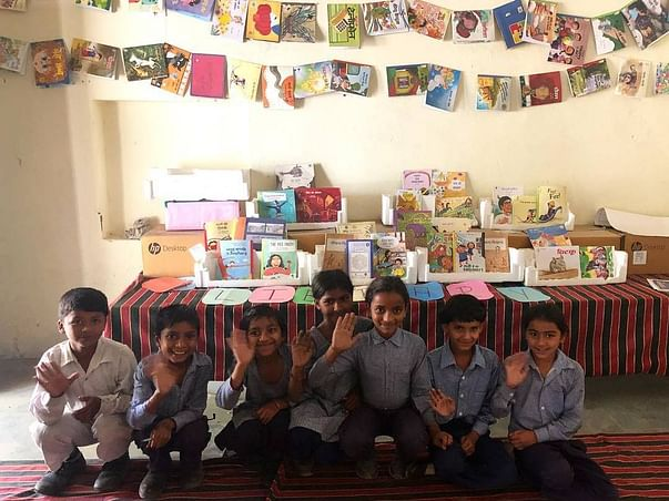 Help Us To Transform Rural Govt. Schools Into Quality Learning Hubs