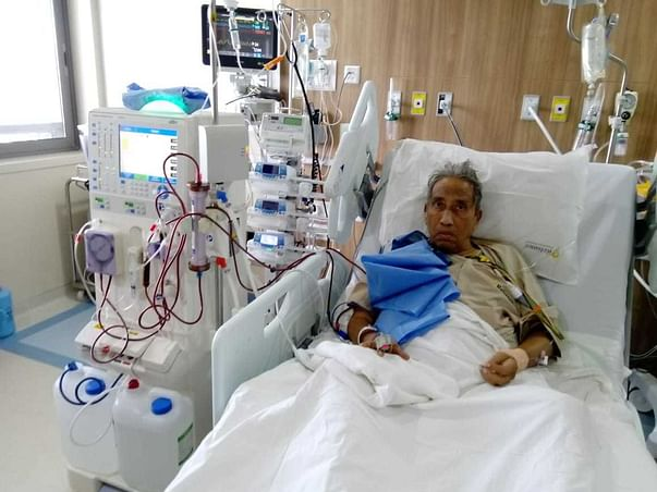 Support Vallabh Veera Recover From Cardiac Arrest & Kidney Infection