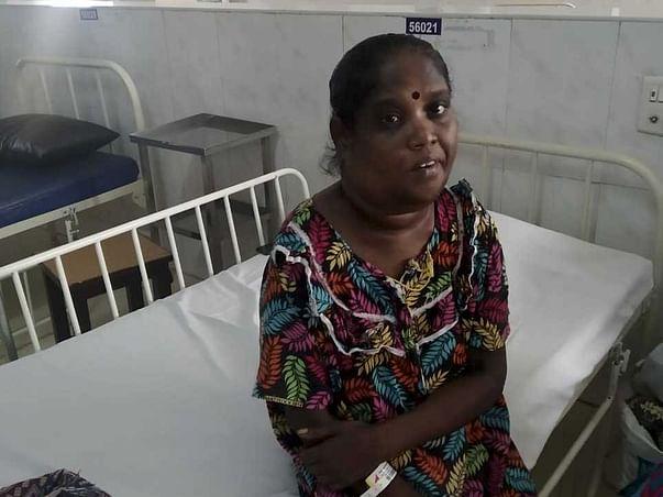 Help C.Rajeswari Recover From Non Hodgkin's Lymphoma