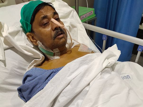 Help My Father To Fight Stomach Cancer