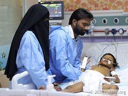 Help Mohammed Affan Fight Severe Dengue