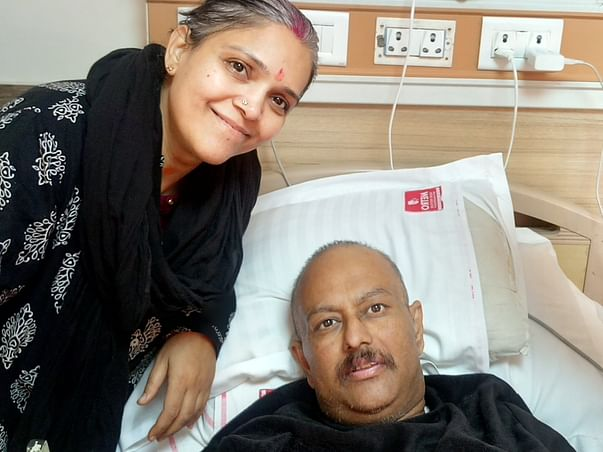 Help Anil Fight Colon Cancer(Metastasized in Liver).