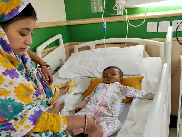 Please Help This 3 Months Old Recover From Biliary Atresia