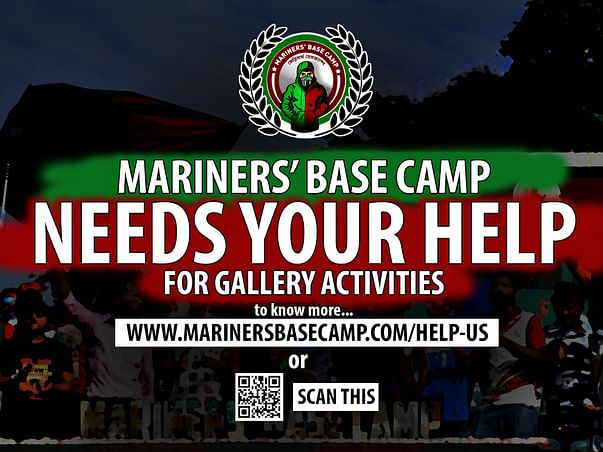 Support Mariners' Base Camp for Gallery Activities