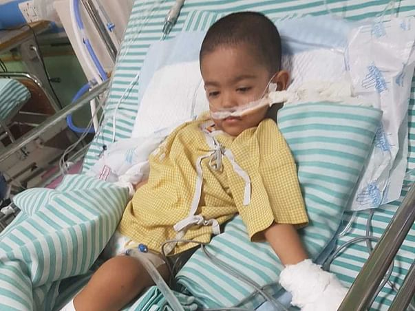 My Daughter Is Struggling With Esophageal Atresia, Help Her
