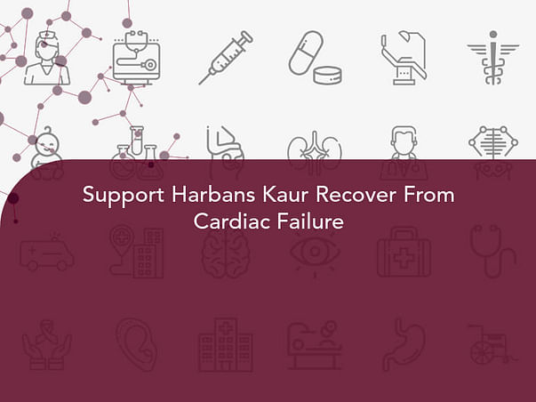 Support Harbans Kaur Recover From Cardiac Failure
