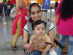 Help Kalpana Get Back On Her Feet By Donating For Her Artificial Limb!