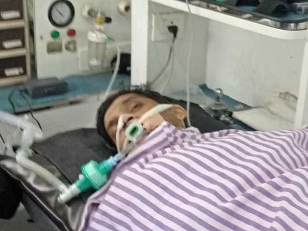 Help Sachin Recover From Respiratory Failure