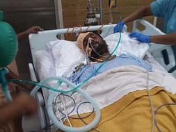 Help Ravish Basavaraj Recover From Brain Stroke