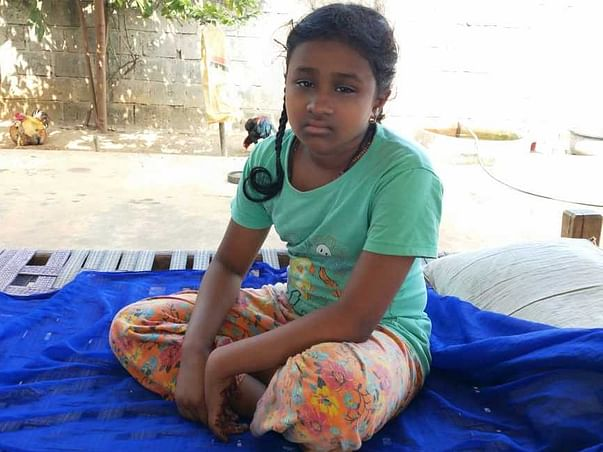 This 12 years old needs your urgent support in fighting Inherited bone marrow failure syndrome