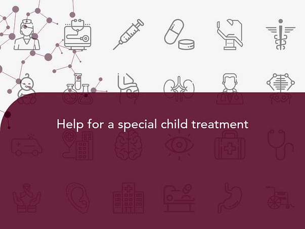 Help for a special child treatment