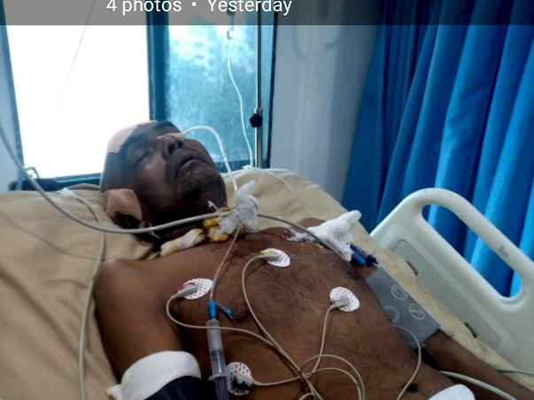 Help For Arvindbhai Brain Surgery