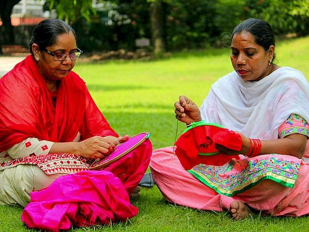 Help Phulkari Artisan Gurmeet Get Medical Help - a Virsa Campaign