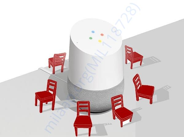 Google Home is being delivered to provide self-learning opportunities