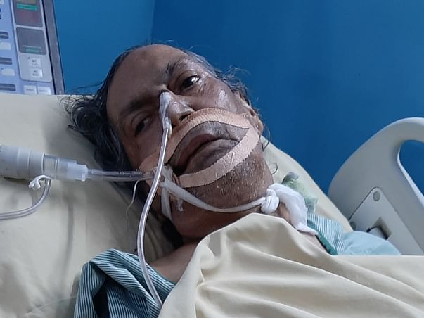 Help My Father-in-law Undergo His Treatment