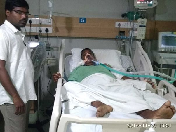 Support Majji Nageshwar Recover From Cardiac Failure