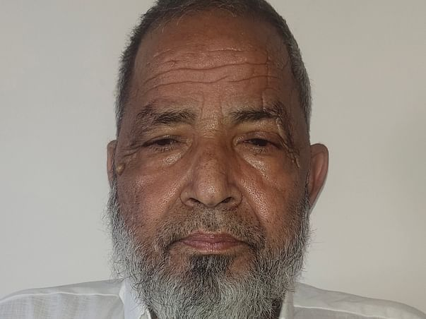 Help My Father Mr. Ishab Khan Recover From Damaged Lungs