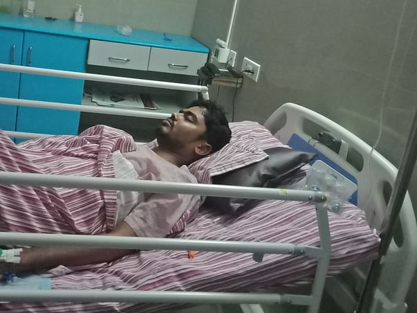 Support Mohan Recover From Road Traffic Accident With Polytrauma