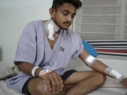 My friend Ganesh Singh is struggling with Kidney Demage, help him.