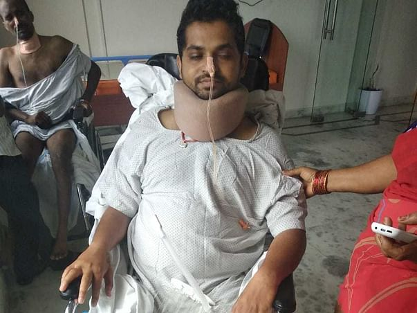 Support Bala Krishna Undergo A Spinal Cord Surgery