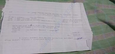 Medical Invoices #1