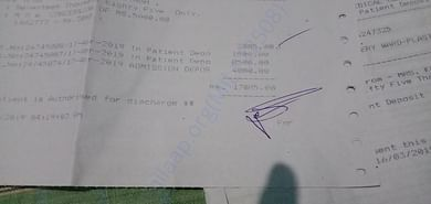 Medical Invoices #2