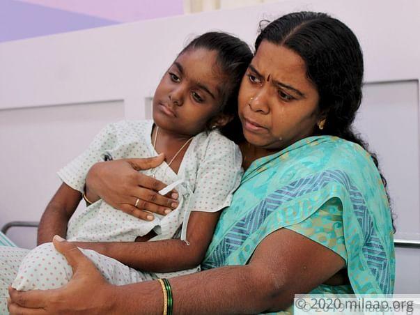 Help Manasa Fight Aplastic Anemia