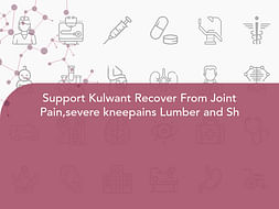 Support Kulwant Recover From Joint Pain,severe kneepains Lumber and Sh