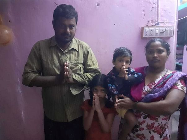 Support 2 Years Baby Thaseen Recover From Leukaemia