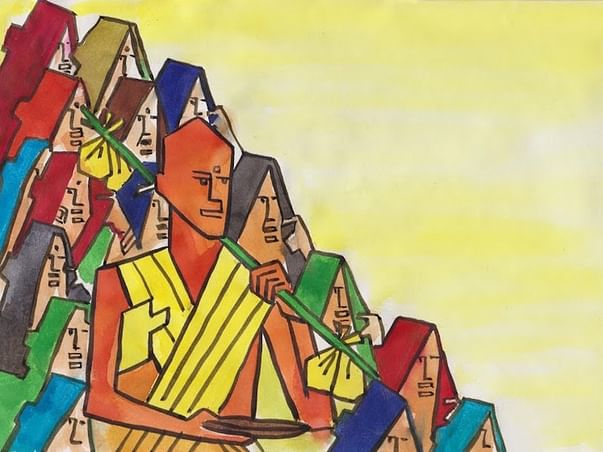 Safeguard the oral traditions of India by co-producing a film