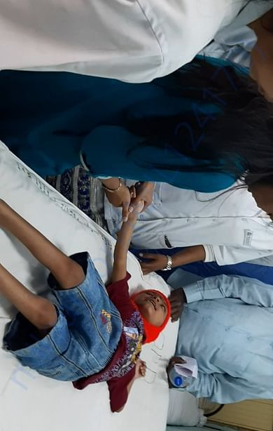 Physiotherapy for SAMARTH