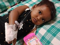 Support Lakshmi Sai Recover From Atrial Septal Defect (ASD)