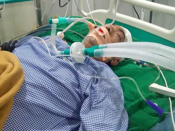 Urgent! Support My Husband To Recover From Brain Hemorrhage