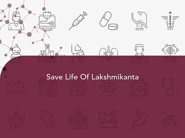 Save Life Of Lakshmikanta